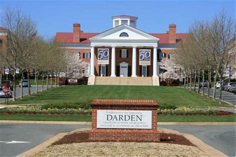 Of Virginia Darden School Of Business Mba by Business School Admissions Mba Admission