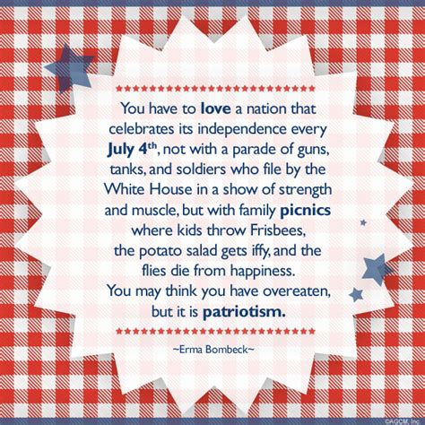 4th Of July Birthday Quotes by Fourth Of July Quotes And Poems Quotesgram