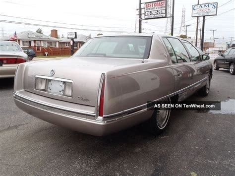 1995 cadillac deville 4 9 l owners manual 1995 cadillac deville sedan 4 door 4 9l