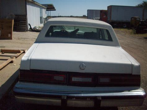 chrysler fifth avenue parts 1986 chrysler fifth avenue parts car 1