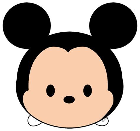 Tsum Tsum Mickey Mouse disney tsum tsum clip disney clip galore