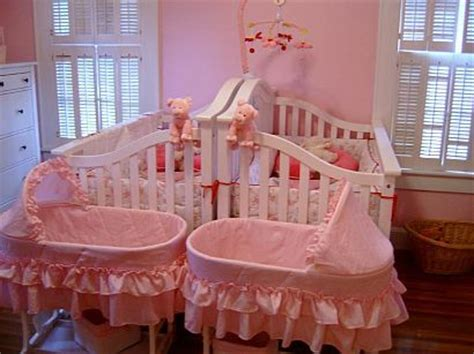 twins baby bedroom furniture never thought of putting cribs back to back for twins