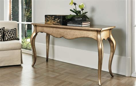 living room console tables pretty ambella home mode atlanta transitional living room