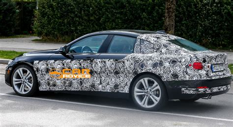 Bmw 4 Door Coupe by Bmw 4 Series Gran Coupe Four Door Coupe Spied Testing