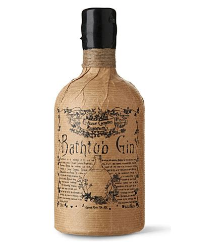 best bathtub gin ableforth s bathtub gin 700ml selfridges com