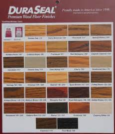 duraseal colors duraseal stain chart leese flooring supplies inc