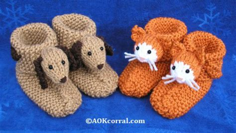 children s animal slippers keep your children s warm with these knitted slipper