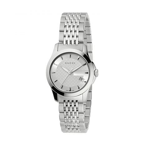 gucci watches g timeless stainless steel bracelet