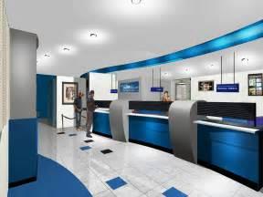 bank interior design collections