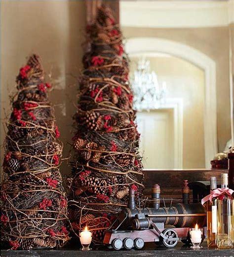 arboles de navidad peque 241 os y elegantes christmas time
