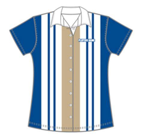 Ladies Bowling Shirt Design Exles Bowling Shirt Design Template