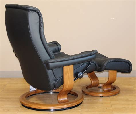 royal easy chair recliner stressless royal recliner chair paloma black leather by