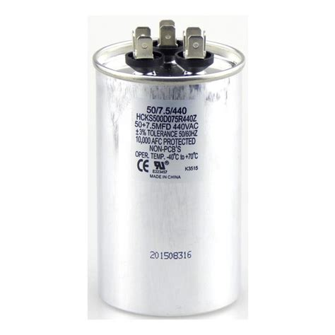 50 mfd capacitor home depot 28 images genteq run
