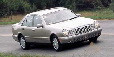 1999 mercedes benz e class review, ratings, specs, prices