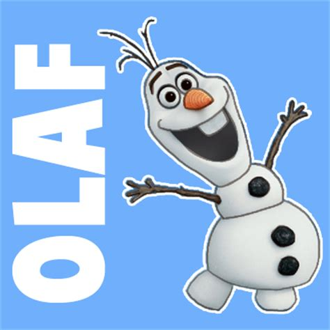 frozen olaf the snowman disney character face winter and snow archives how to draw step by step