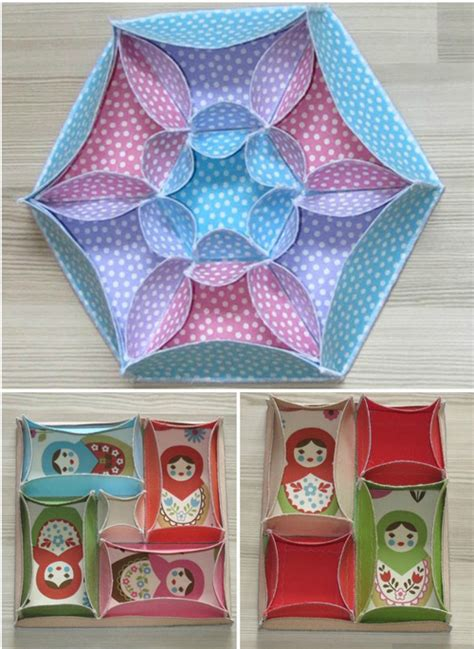 pattern for a fabric box fabric boxes patterns