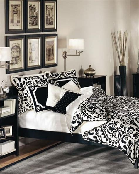 black white bedroom decorating ideas black white vintage bedroom design ideas interior design