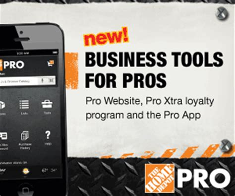 home depot pro app review put your smart phone to work
