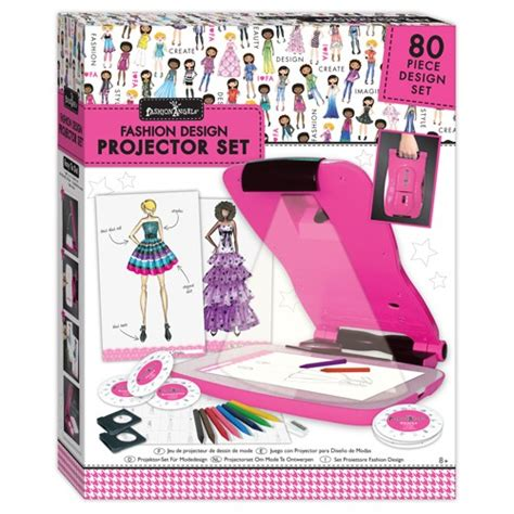 design clothes toy fashion design projector kit educational toys planet