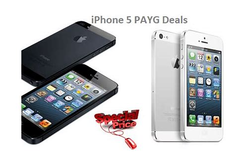 iphone 5 deals on 3 network