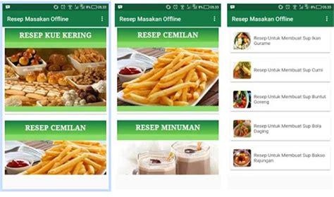aplikasi resep masakan terbaik android