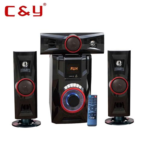 c y a25 3 1 home theater bluetooth audio speaker system
