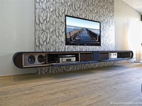 Fernseher Wand Gestalten by Wohnzimmer Gestalten