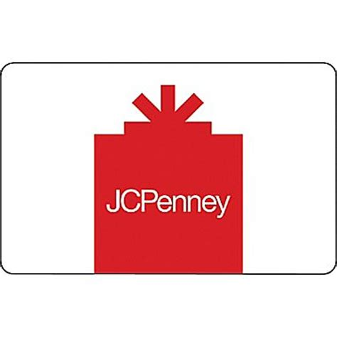 Penneys Gift Card - 50 jcpenney gift card for just 40