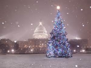 winter holidays in washington dc national mall washington