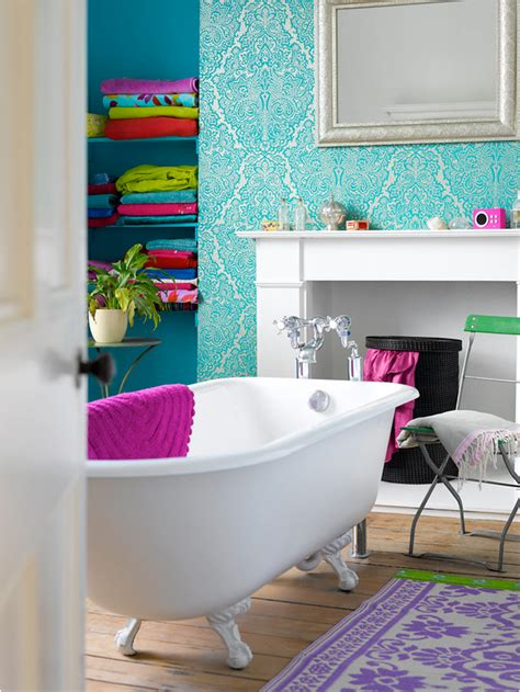 Teenage Girl Bathroom Ideas | key interiors by shinay teen girls bathroom ideas