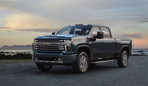 2020 chevrolet truck images up in your grille chevrolet shows 2020 silverado hd