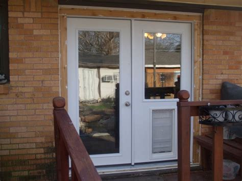 Exterior Door With Pet Door Installed Doors Astonishing Doors For Doors Patio Doors With Door Pet Doors For Glass