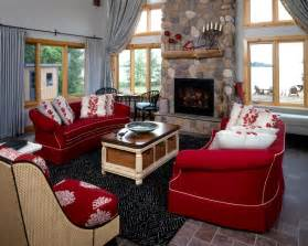 How To Decorate With A Red Sofa 5 Ways To Decorate With Red Hgtv
