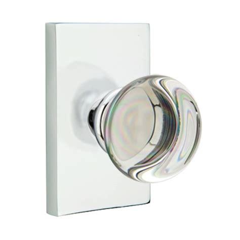 emtek providence crystal cabinet knob emtek modern providence crystal
