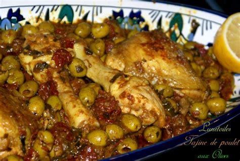 cuisine marocaine poulet aux olives poulet aux olives amour de cuisine