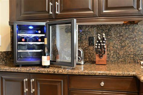12 bottle countertop wine refrigerator by newair