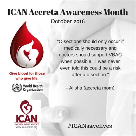 10 Days After C Section by International Cesarean Awareness Network 187 Day 14 Accreta Quotes