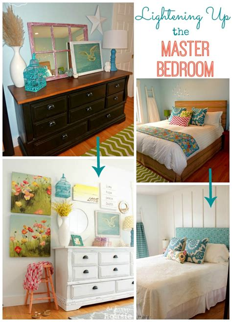 happy bedroom lightening up the master bedroom with paint how to
