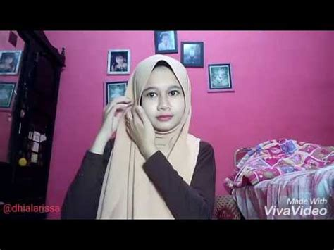 tutorial pashmina diamond italiano tutorial hijab panjang pashmina crepe diamond italiano