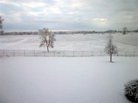 snow backyard what a surprise beautiful wide open fields and hills in our backyard