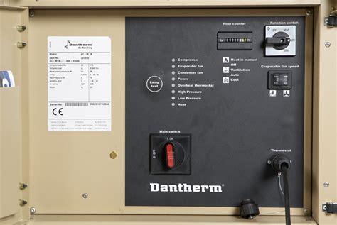 Switch Panel Geser Ac Mobil climatiseur de tentes acm 18