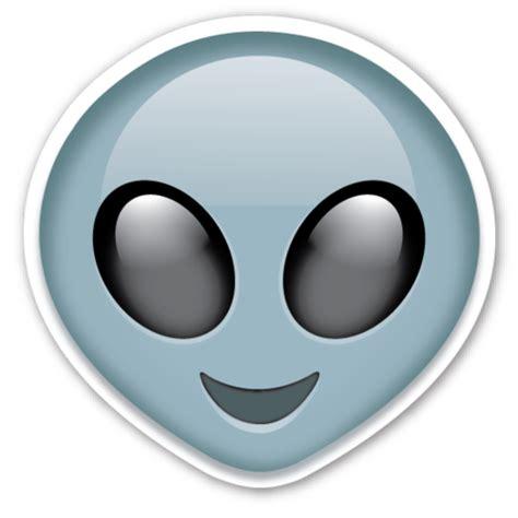 cuisine v馮騁alienne emoji stickers die cut stickers as seen on iphones