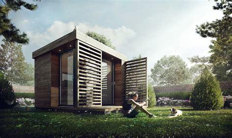 Garden Of Headquarters 3d Visualization Garden Office Architectural