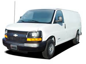 2005 chevrolet express review and rating motor trend