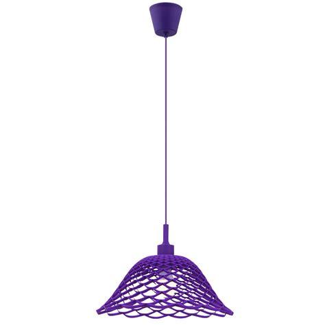 pendelleuchte in purple f 252 r ihre innenausstattung cherry