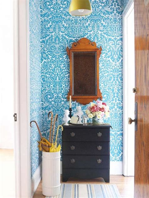 Wallpaper   Entry Foyer Yay  Nay