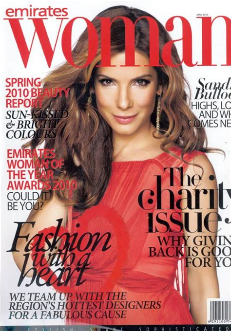women magazine emirates woman magazine cover april 2010 aiisha blog