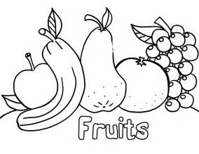 Nutrition Coloring Pages Vegetable sketch template