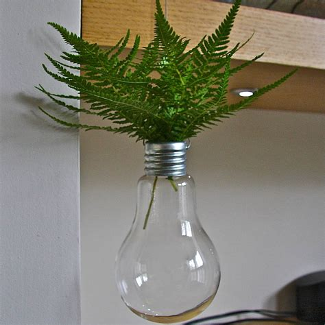 Lightbulb Bud Vase by Light Bulb Fresh Design