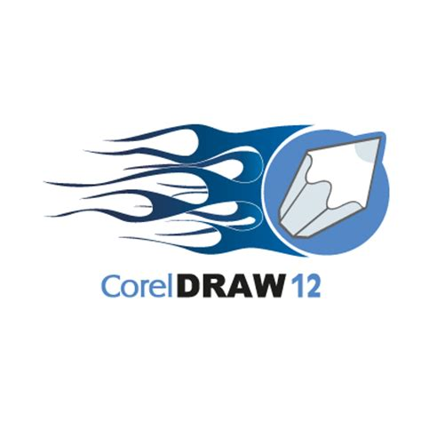 art corel draw 12 vector logo art corel draw 12 logo